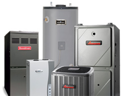 water heaters and furnaces
